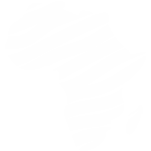 Africa shape illustration
