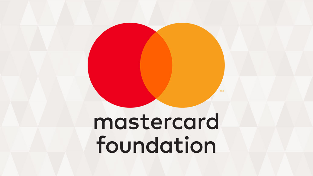 Logo: Mastercard Foundation