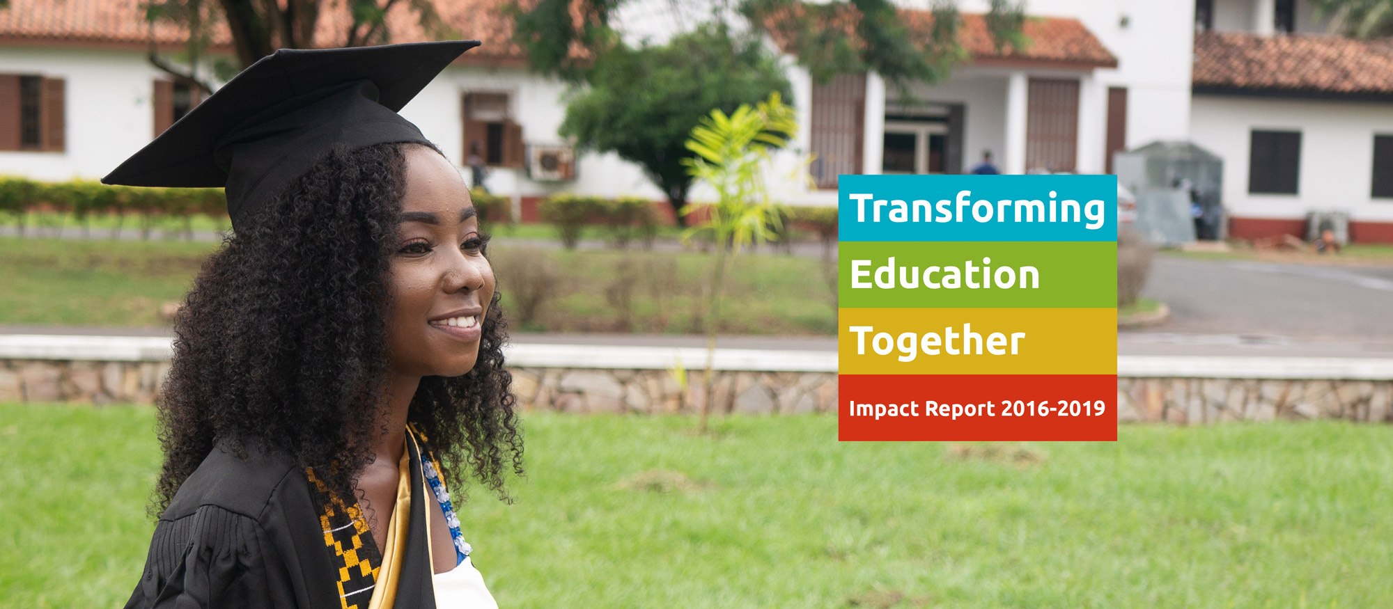 Transforming Education Together Impact Report 2016-2019