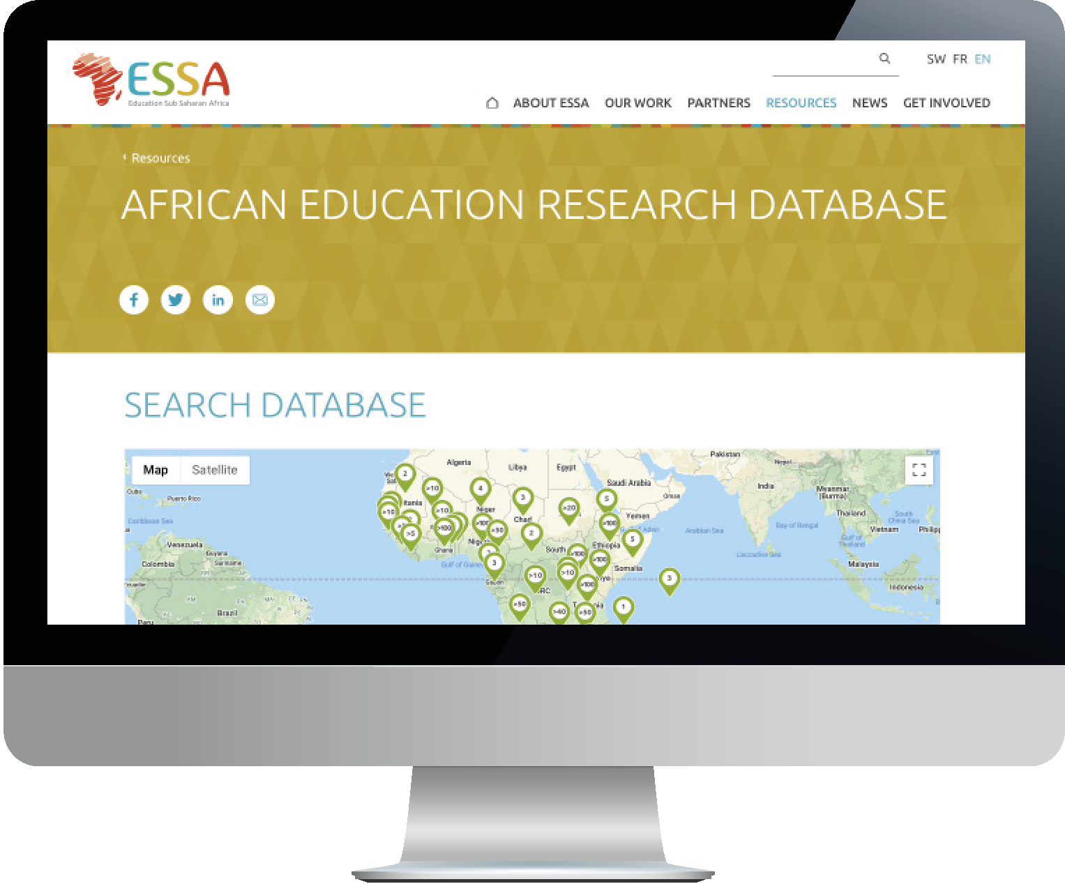 The African Education Research Database