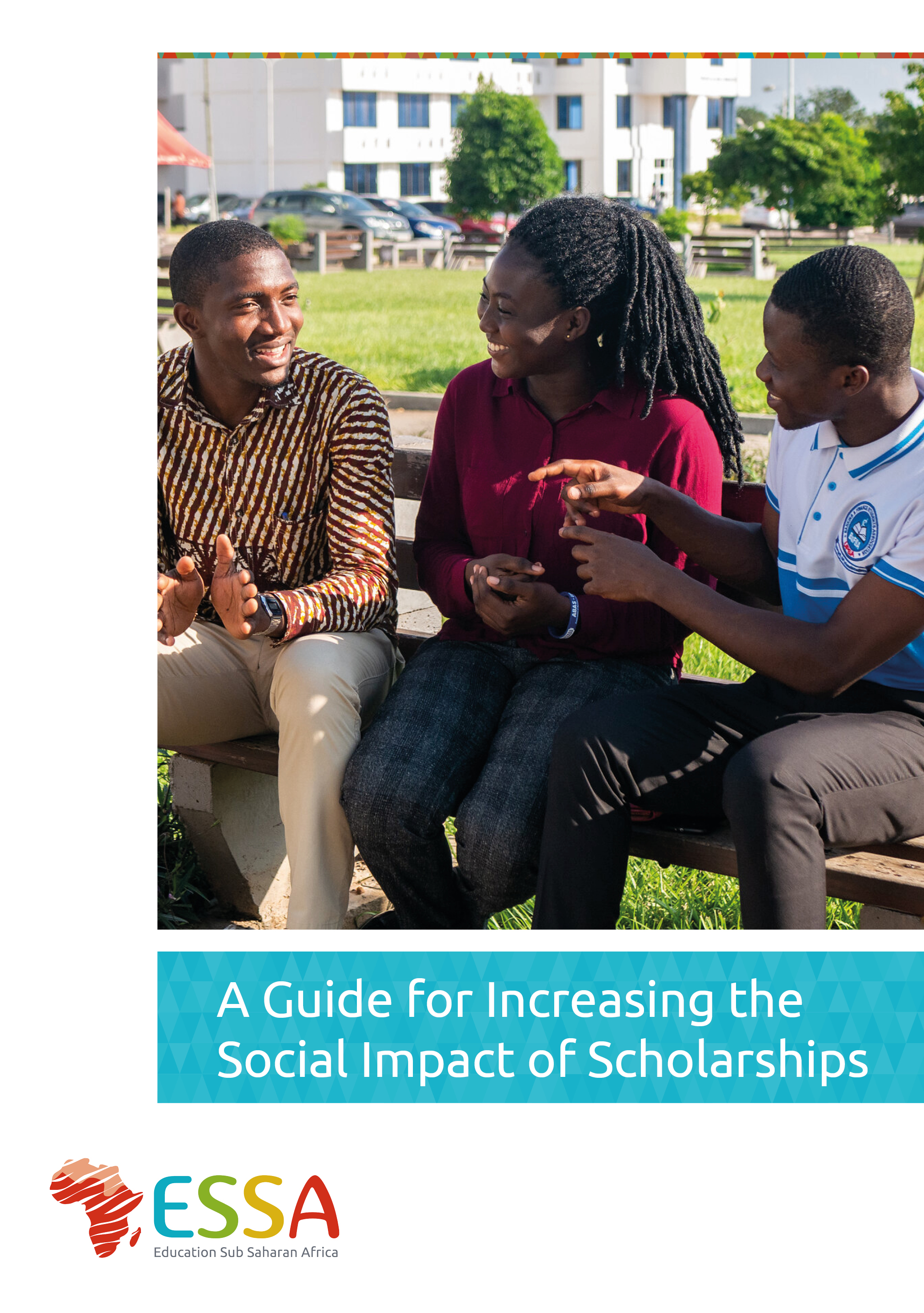 Download our Guide for Increasing the Social Impact of Scholarships